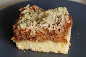 Jablečný koláč od babičky