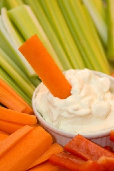 Mrkvový salát s jogurtem