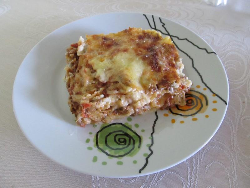 Klasické lasagne