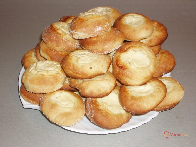 Rychlé tvarohové koláče