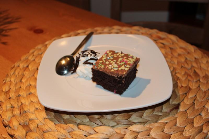 Perník s kinder čokoládou