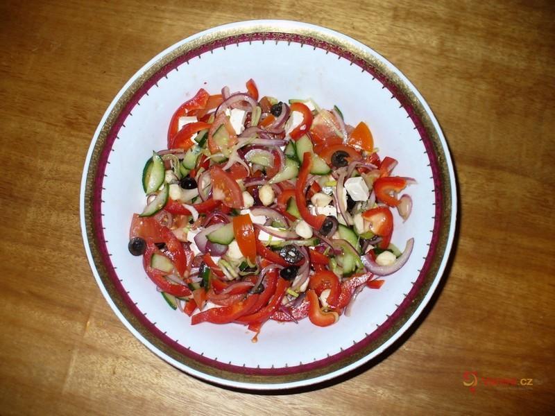Italský salát
