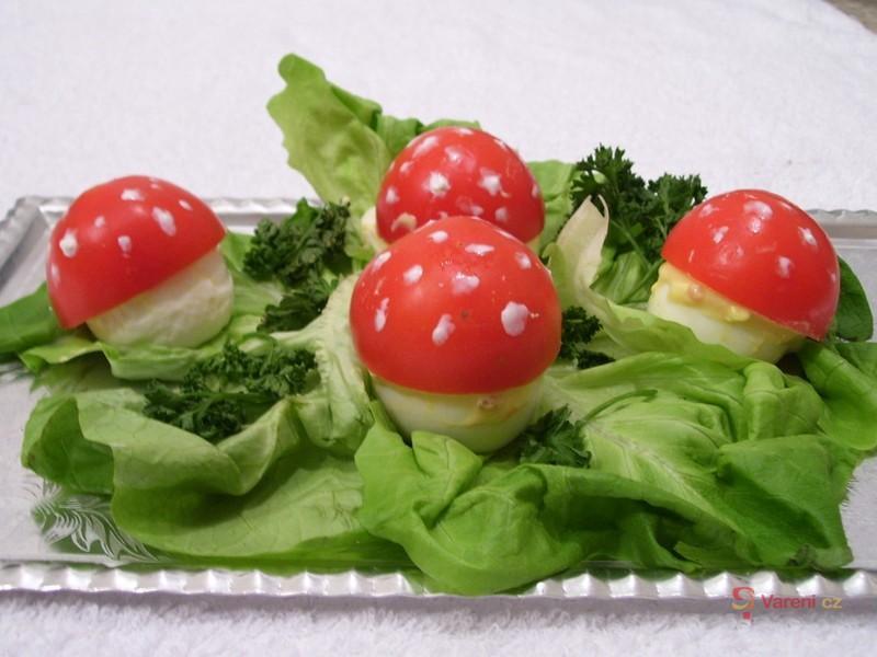Vaječné muchomůrky