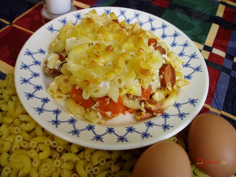 Levné těstoviny