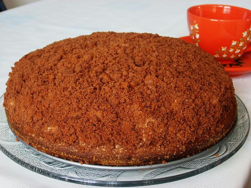 Falešný krtkův dort