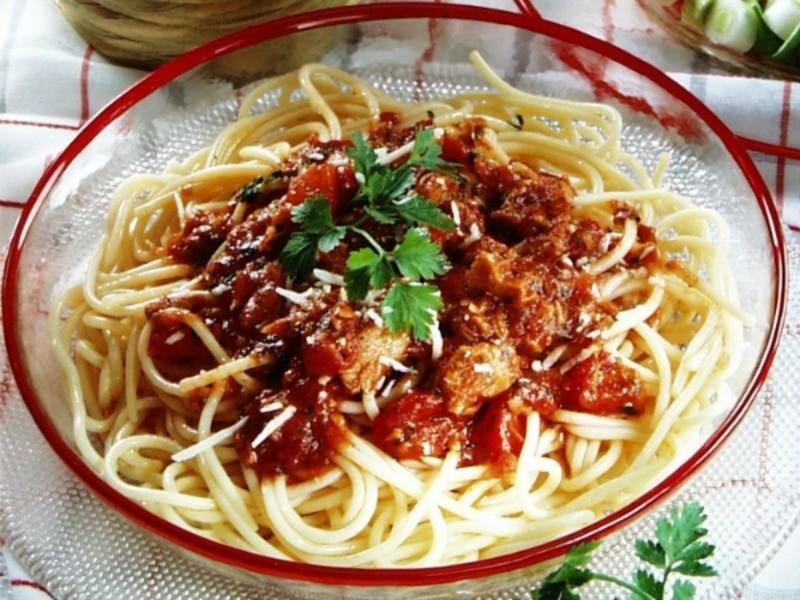 Klasické špagety