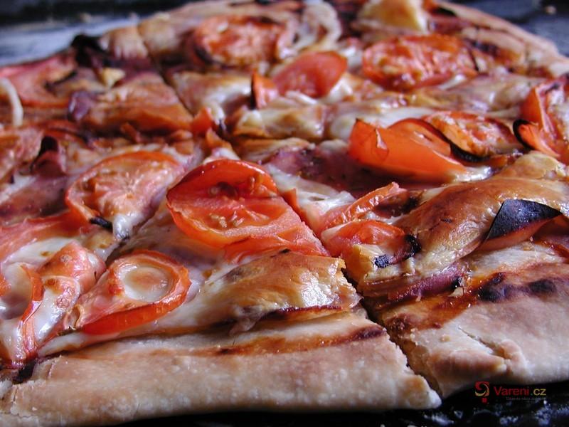 Studentská pizza