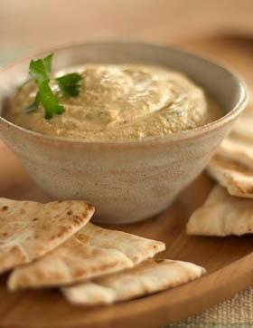 Cizrnový humus