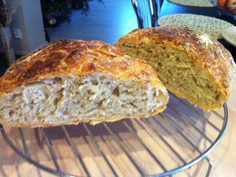 Domácí chléb i pro začátečníky
