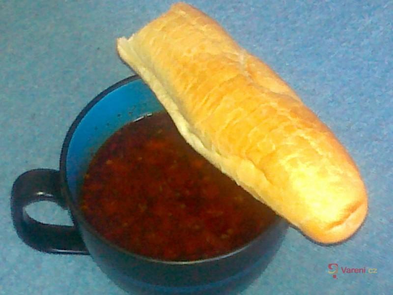 Babiččina dršťková polévka