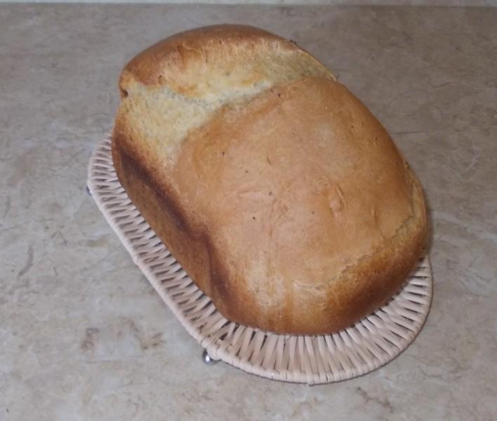 Chleba z pekárny