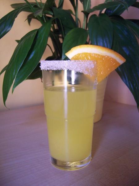 Pomerančové osvěžení