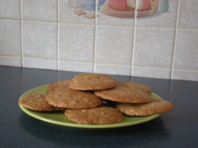M&M´s sušenky
