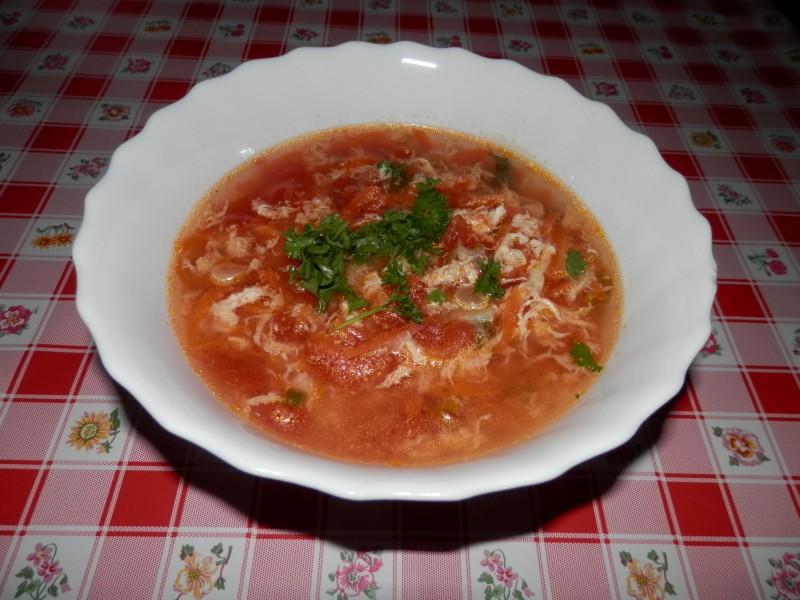 Čínská polévka