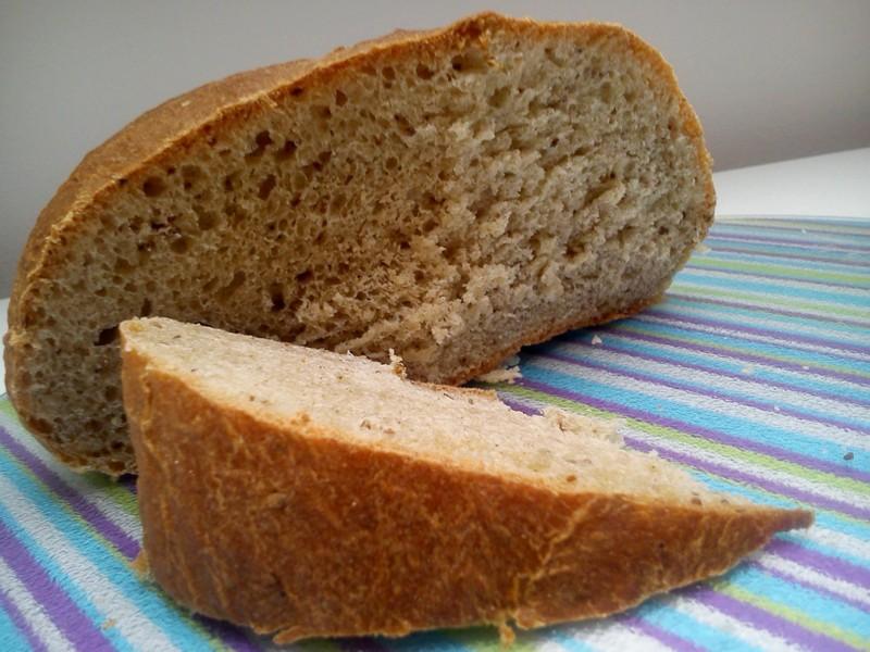 Voňavý kmínový chléb z domácí pekárny