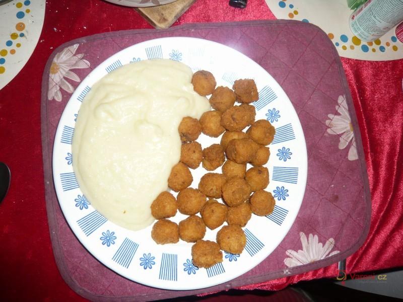 Netradiční bramborová kaše