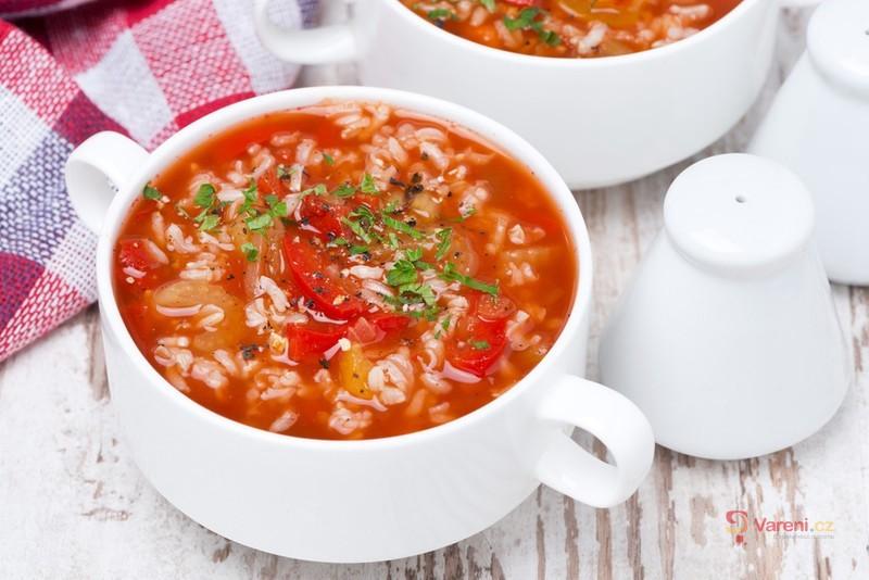 Rychlá polévka ze Španělska