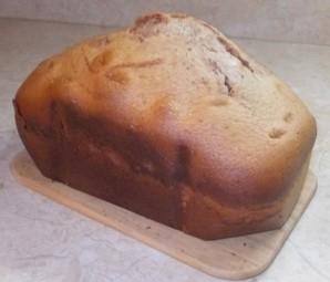 Ořechová bábovka z domácí pekárny