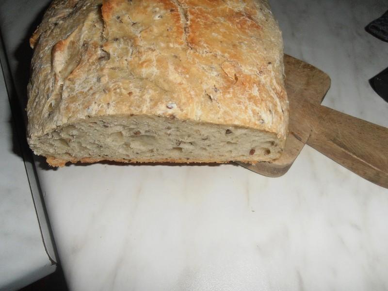 Výborný domácí chléb