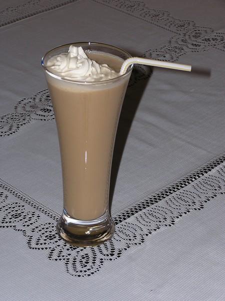 Vanilková káva