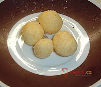 Kokosové koule 1