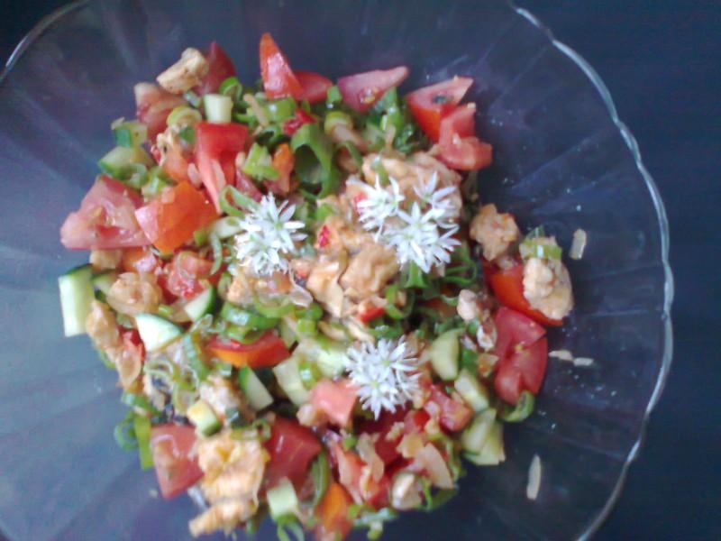 Pepřenkový salát