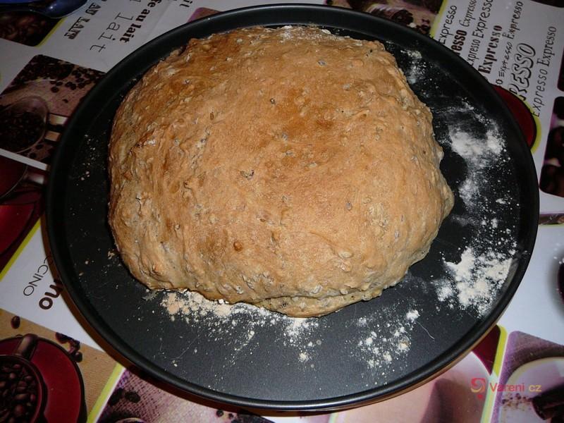 Voňavý domácí chléb
