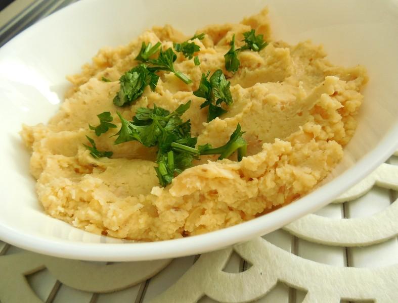 Hummus bez tahini