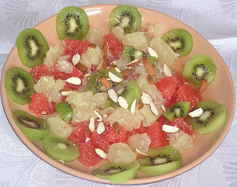 Ovocný salát pro zdraví a krásu