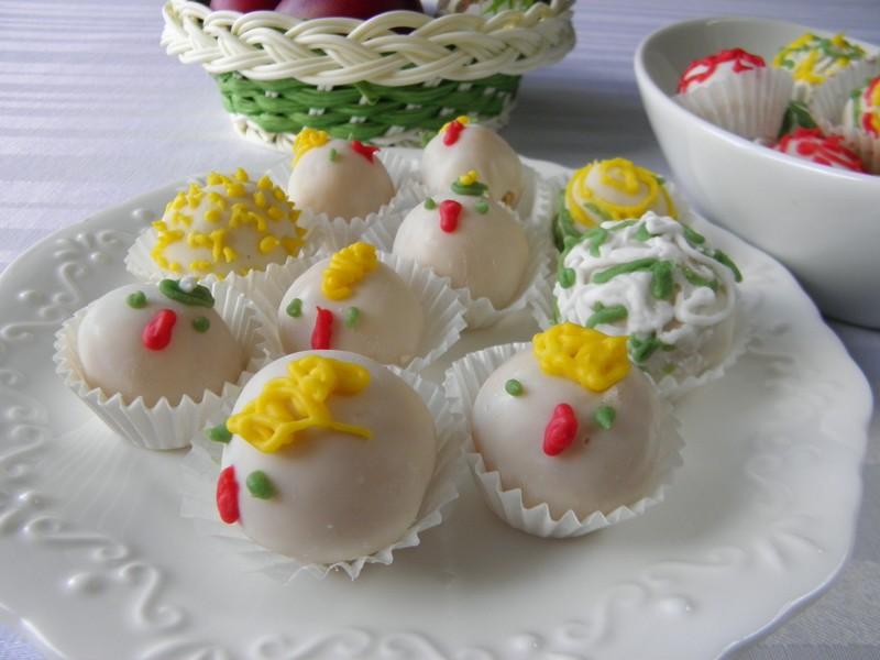 Velikonoční kuličky