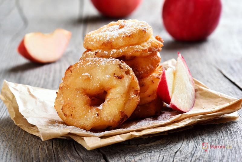 Smažená jablka
