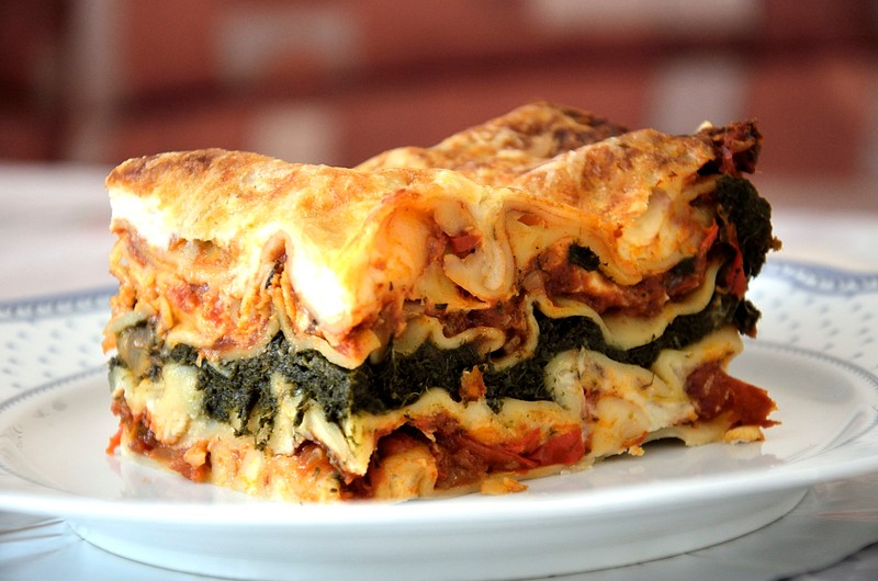 Vege lasagne