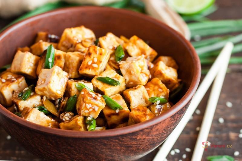 Pečené tofu
