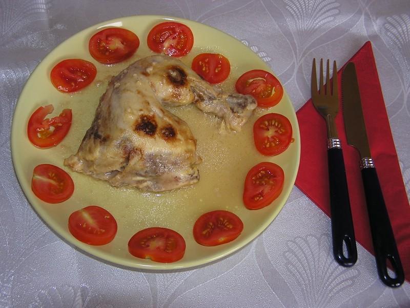 Kuře Vokádo