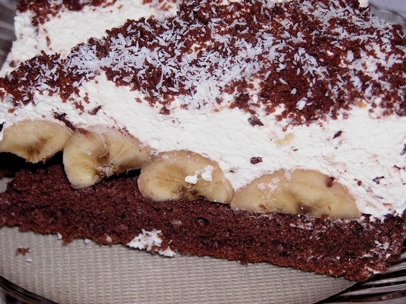 Zimní dort