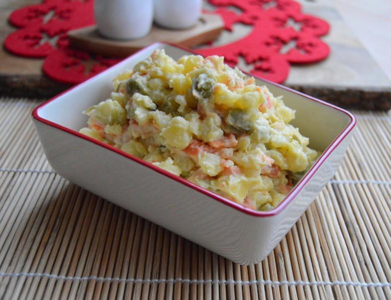 Babiččin klasický bramborový salát
