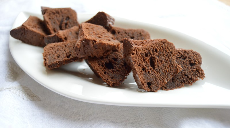 Výborné čokoládové bábovičky