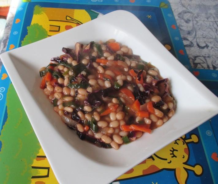 Sladkokyselé pikantní fazole
