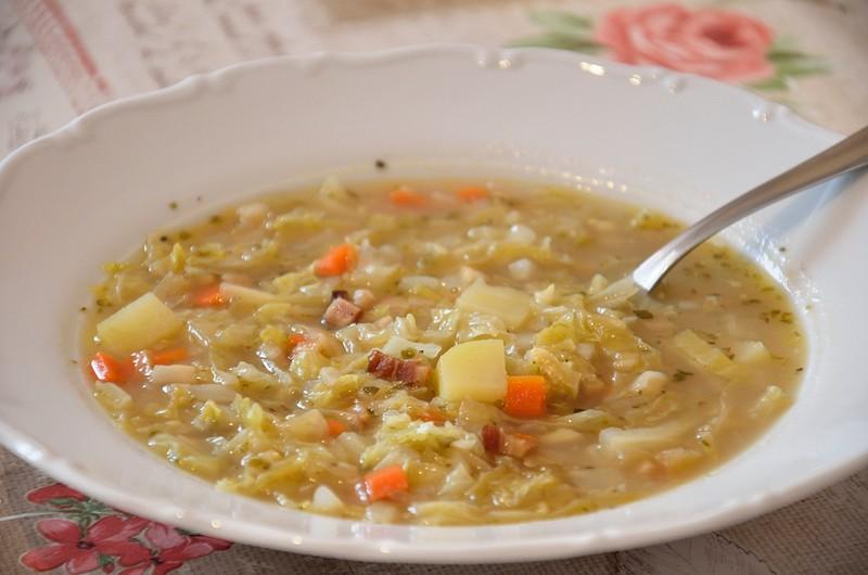 Skvělá kapustová polévka