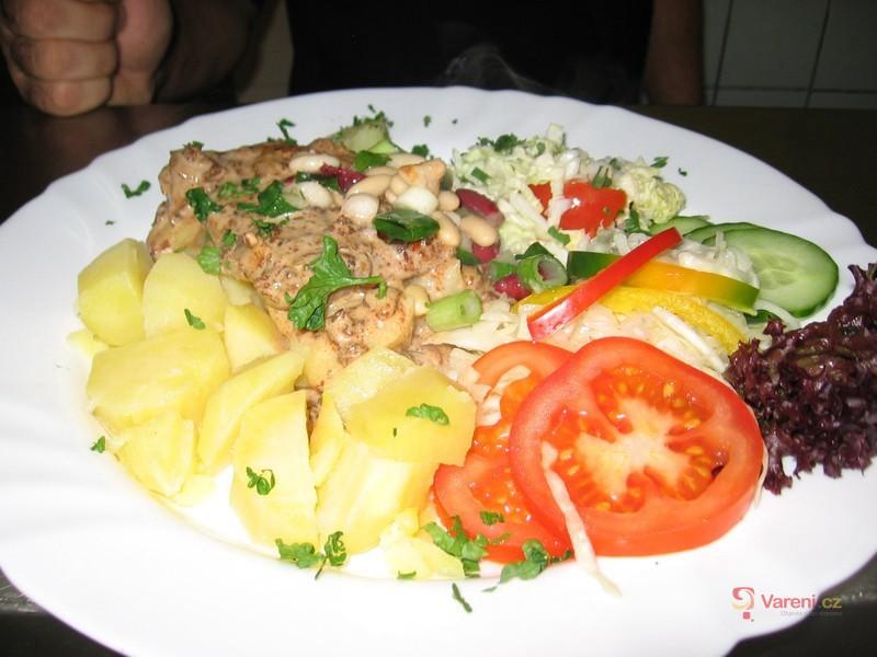 Mexické brambory