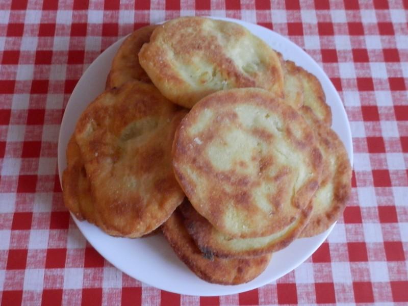 Bramborové pekáčky s tvarohem
