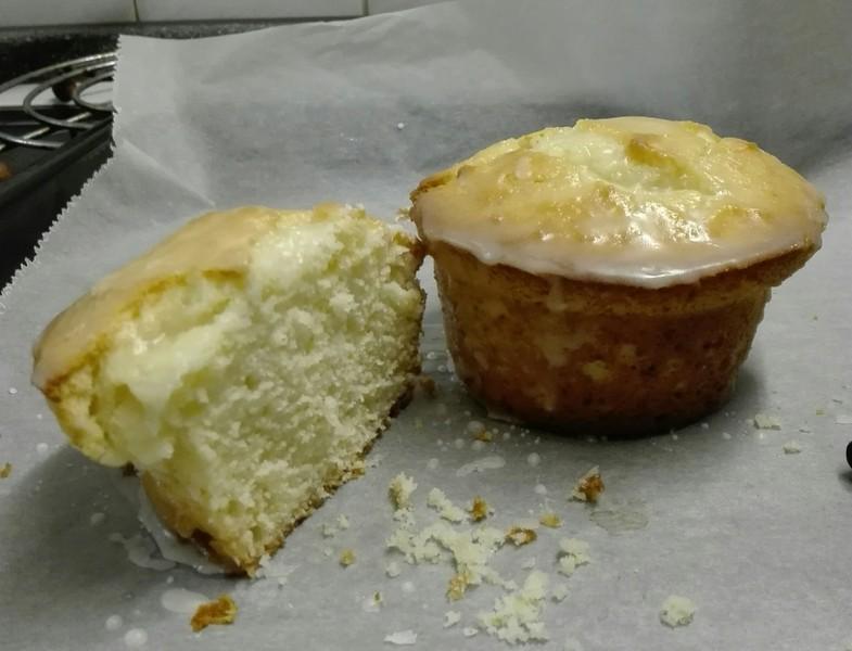 Ricotta poundcake - ricottový piškotový dortík