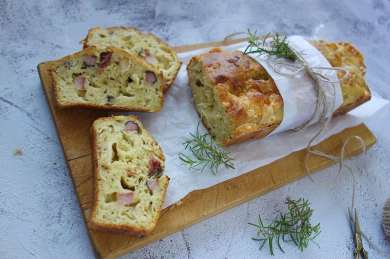 Zelný chlebíček