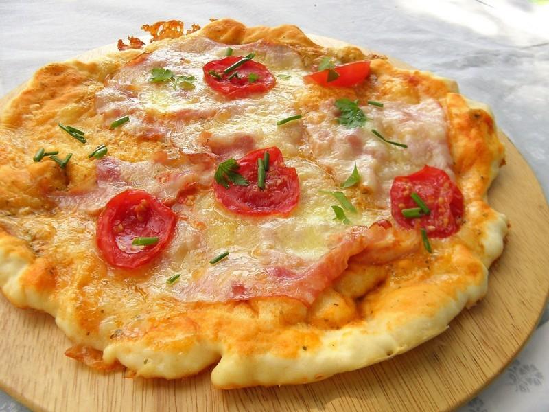 Pizza z remosky