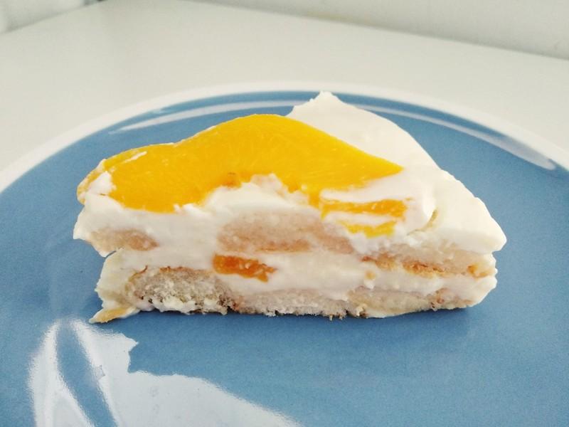 Sluníčkový dětský dort