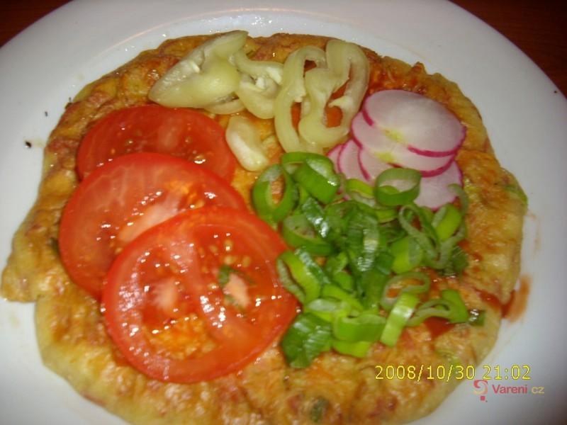 Labužnická omeleta