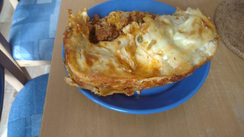 Nejlepší lasagne s mletým masem