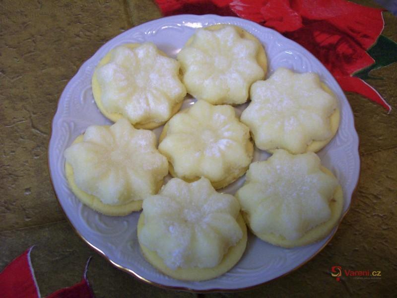 Kokosové kytičky