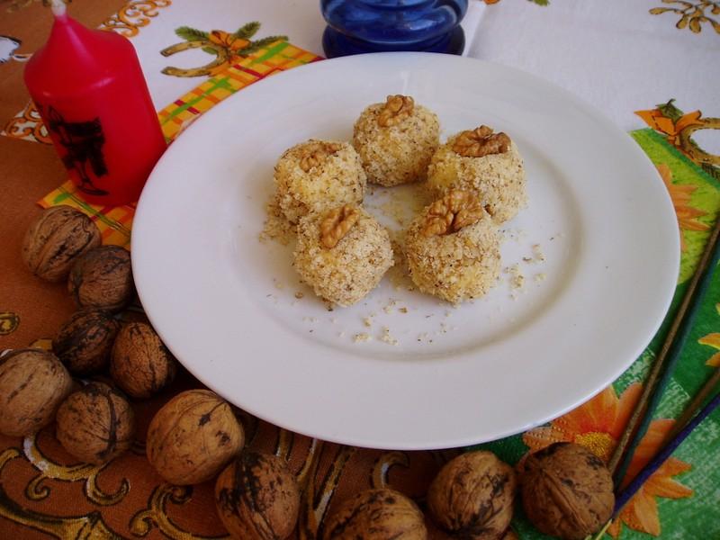 Pikantní sýrové chuťovky
