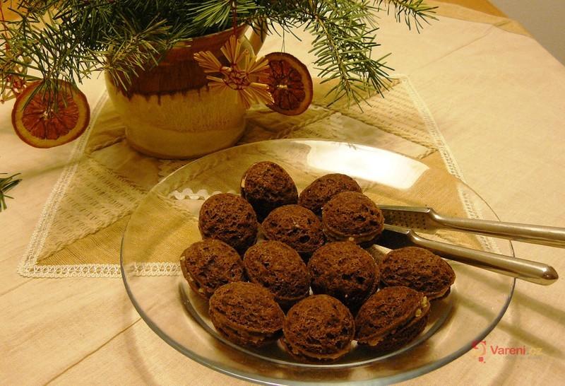 Vánoční ořechy